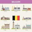Brussels,Belgium,Antwerp,Vector,Urban Skyline,Built Structure,Cathedral,Building Exterior,City,Urban Scene,Charleroi - Belgium,Symbol,Mon,Country - Geographic Area,House,Set,Town,Residential District,Liege,Horizontal,Cityscape,Tower,Large,Travel,Plant,Ilustration,Flag,Green Color,Church,Life,Famous Place,City Life,Tree,Silhouette,Architecture,Europe