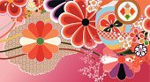 Kimono,Edo Period,Japan,Japanese Ethnicity,Flower,Japanese Culture,Backgrounds,Textured,Pattern,Asian Ethnicity,East Asian Culture,Rope,String,Ornate,Chrysanthemum,Cherry,Elegance,Asian and Indian Ethnicities,Blossom,Style,Sphere,Exoticism,Shape,Design,Plum,Old-fashioned,Nature,Vector,Decoration,Cultures,Part Of,Coat Of Arms,Design Element,Striped,Leaf,East Asia,Vibrant Color,Indigenous Culture,Single Line,Fashion,Floral Pattern,Posing,Textile