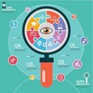 Infographic,Human Eye,Child,Education,Internet,Science,Learning,Inspector,Book,Studying,Backgrounds,Magnifying Glass,Vector,Global Communications,Abstract,Concepts,Technology,People,Watching,Ideas,Spectator,Set,template,Symbol,Expertise,Silhouette,Puzzle,University,School Children,Looking,Design,Laptop,Ilustration,Aspirations,Business,Computer,Student,Intelligence,Globe - Man Made Object,Gear,Exam,Discovery,Chart,Banner,Placard,Communication,Textbook,Human Brain,Creativity,Plan,Wisdom