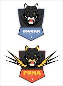 Roaring,Animal Head,Mountain Lion,Undomesticated Cat,Black Leopard,Leopard,Domestic Cat,Jaguar,Warning Sign,Aggression,Strength,Symbol,Animal,Legal Defense,Wildlife,Tropical Rainforest,Danger,Wildcat,Shield,Insignia,Igniting,Animals In The Wild,Mascot,Human Face,Vector,Macho,Lioness,Large,Rebellion,Sport,Sign,Anger,Thunderstorm,Nature,Animals Hunting,Animal Eye,Light - Natural Phenomenon,Carnivore,Power,Defending,Military,Furious,Fang,Animal Teeth,Isolated,Toughness,Protection,Lion - Feline