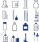 Bottle,Beaker,Chemistry,Science,Separating Funnel,Bunsen Burner,Flask,Vial,Equipment,Alcohol Lamp,equipments,Test Tube,Artificial,Scientific Experiment,Education,Laboratory,Wash Bottle,Glass - Material,Cylinder,Thermometer,Pipette,Grass