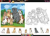 Labrador Retriever,Terrier,Sitting,Happiness,Drawing - Art Product,Cute,Characters,Bull Terrier,Beagle,Bearded Collie,Design,White,Set,Sled Dog,Spaniel,Dog,Pets,Computer Graphic,Bulldog,Education,Vector,Application Software,English Bulldog,Mastiff,Coloring,Black Color,Canine,Shaggy,Coloring Book,Ilustration,Puppy,Purebred Dog,Cartoon,Animal,Cheerful,Group Of Animals,Leisure Games,Malamute,Cocker Spaniel,Preschool,Humor,Clip Art,Fun,Child,Neapolitan Mastiff