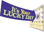 Friday the 13th,Luck,Cut Out,Calendar,Day