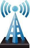 Symbol,Computer Icon,Podcast,Wireless Technology,Bluetooth,Communications Tower,Sign,Router,Radio Wave,Radio,Communication,Communications Technology,Road Sign,Isolated,Frequency,Broadcasting,Internet,Tower,Blue,Technology,gprs,4g,Global Communications,3g,Television Broadcasting
