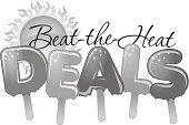 Agreement,Sale,Beat The Heat,Season,Summer,Toned Image,Cut Out,No People