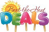 Sale,Agreement,Beat The Heat,Season,Multi Colored,No People,Cut Out,Summer