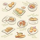 Hong Kong,Vector,Food,Meatball,East Asian Culture,Colors,Crockery,Dessert,Dim-sum,Doodle,Contour Drawing,Snack,Icon Set,Cultures,Steamed,Steamer,Sweet Bun,Chinese Dumpling,Jiaozi,Fashion,Handwriting,Isolated On Yellow,Guangdong Province,rice roll,Ilustration,Symbol,Set,Text,Outline,Bun,Cake,Pastry,Isolated,Computer Graphic,China - East Asia,Chopsticks,Bowl,Chinese Culture,cantonese,Coffee Break,Scribble,Sketch
