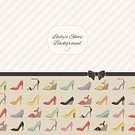 Fashion,Backgrounds,Beauty,Classic,Design,In A Row,Sandal,Brown,High Heels,Women,Black Color,Purple,Blue,Female,Diagonal,Style,White,Shoe,Seamless,Ilustration,Strap,Color Image,Wallpaper,Orange Color,Silhouette,Stiletto,Striped,Computer Graphic,Glamour,Leather,Sketch,Tall,Art,Pattern,Bow,Pump Shoe,Red,Wrapping Paper,Chance,Ribbon,Belt,Beige,Elegance,Yellow,Fashionable,Platform Shoe,Slice,Ornate,Simplicity,Colors