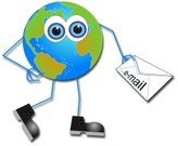 E-Mail,Cartoon,Earth,Delivering,Electronics Industry,World Map,Characters,Globe - Man Made Object,Service,Mail,Walking,Letter,Telecommunications Equipment,Business,Message,Technology,Internet,Travel,Concepts And Ideas,Ideas,Global Communications,Communication,Business Travel,Communication,Concepts