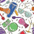Musical Instrument,African Music,Music,Backgrounds,Funky,Bongo,Drum,Percussion Instrument,Brown,Multi Colored,Drum Kit,hand drawn,Classical Concert,Art,Drawing - Art Product,Stick - Plant Part,Playing,Sound,Music Festival,Soul Music,Ilustration,Jazz,Performing Arts Event,Preserves,Cultures,Wrapping Paper,Wallpaper,Wallpaper Pattern,Performance,Doodle,Indigenous Culture,Maraca,Order,White,Color Image,Play,Popular Music Concert,Cymbal,Showing,Party - Social Event,Aboriginal,Seamless,Set,Traditional Festival,Folk Music,Spirituality,Reggae,Cool,Hip,Vector,African Culture,Pattern,Funk Music