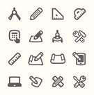 Pencil,Computer Icon,Symbol,Paper,Vector,Preparation,Blueprint,Construction Industry,Computer,Engineering,Pen,Ruler,Simplicity,Hammer,Forecasting,Mobile Phone,Collection,Equipment,Drawing Compass,Built Structure,Planning,Working,Image,Design Element,Set,Paperwork,Work Tool,Sketch,Writing,Screwdriver,Triangle,Calculating,Plan,Improvement,Development,Clip Art,Connection,Industry,Triangle