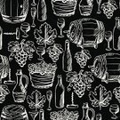 Ilustration,Wine Bottle,Wine,Old-fashioned,Champagne,Chalk Drawing,Retro Revival,Chalk - Art Equipment,Blackboard,Winery,Barrel,Bottle,Basket,Textile,Grunge,Wineglass,Doodle,Alcohol,Stroke,Vine,Pattern,Business,Vector,Wrapping Paper,Design Element,Backgrounds,Repetition,Computer Graphic,Wicker,Leaf,Textured,Wallpaper Pattern,Black Color,Design,Decoration,Vineyard,Backdrop,Paper,Grape,Seamless,Jug,Textured Effect,Winemaking,Sketch,hand drawn,Drink,Restaurant