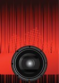Speaker,Music,Sheet Music,Audio Equipment,Sound Wave,Sound,Sign,Abstract,Flag,Bass,Disco Dancing,Composition,Ilustration,Plan,Design,Vector,Style,Nightclub,Exploding,Modern Rock,Red,Party - Social Event,Backgrounds,Psychedelic Music,Electronics Industry,Cool,Modern,Sparse,Striped,Computer Cable,Mixing,Pattern,Entertainment