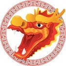 Chinese Dragon,Chinese New Year,Animal Head,Pattern,Chinese Ethnicity,Dragon Boat Racing,Cultures,Chinese Culture,East Asian Culture,Mythology,Vector,papercut,Chinese Zodiac Sign,Craft Product,Ilustration,Colors,oriental style,paper cut,Craft,Dragon,paper-cut,Clip Art,Multi Colored,Dragon Head,year of the dragon,Art,Asian Ethnicity,Symbol,Oriental Dragon,Astrology Sign