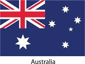 National Flag,Australia,state,World Map,National Landmark,Symbol,International Landmark,Colors,Isolated,Cultures,Physical Geography,continent,Sign,Flag,Ilustration,Insignia,Color Image,Topography,Remote,White,Label,Icon Set,Collection,Country - Geographic Area,Vector,editable,nation