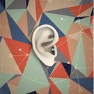 Human Ear,Listening,Bizarre,Surrealism,Surreal,Backgrounds,Eavesdropping,Using Senses,Futuristic,Sound,Geometric Shape,Abstract,Dirty,Digitally Generated Image,Sensory Perception,Showing Off,templates,Surveillance,Vibrant Color,Stereo,Pattern,Retro Revival,Color Image,Computer Graphic,Wallpaper,Decoration,Design,Backdrop,Ideas,Technology,Wallpaper Pattern,Ilustration