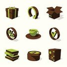 Book,Box - Container,Coffee - Drink,Gift,Three-dimensional Shape,Tea - Hot Drink,Symbol,Silhouette,Sign,Computer Icon,Coin,Cup,Vector,Icon Set,Safe,Internet,Percentage Sign,Set,Push Button,Computer Graphic,Design,Abstract,Arrow Symbol,Connection,E-Mail,Cardboard,simply,Objects/Equipment,Illustrations And Vector Art,www,Back Lit
