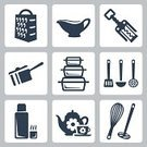 Kitchen,Heat - Temperature,Food and Drink,Equipment,Appliance,Kitchen Utensil,Food,Symbol,Silverware,Crockery,Cooking Pan,Ladle,Spatula,Domestic Room,Bowl,Cup,Computer Software,Domestic Kitchen,Tea - Hot Drink,Eating,Cooking,Silhouette,Computer Icon,Corkscrew,Teapot,Insulated Drink Container,Domestic Life,Serving Scoop,Illustration,Afternoon Tea,Gravy Boat,Tea Leaves,Kitchenware Department,Skimmer Bird,Vector,Tea Cup,Grater,Wire Whisk,Fuel and Power Generation,Collection,Potato Masher,Baking,Mobile App,Bakeware,Scoop,perforated spoon,ovenware,tea-things,Icon Set