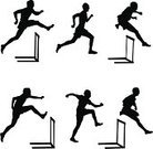 Hurdle,Hurdling,Track And Field,Silhouette,Jumping,Running,Relay Race,Vector,Jogging,Sports Race,Athlete,Sprinting,People,Competition,Relaxation Exercise,Medal,Exercising,Little Boys,Muscular Build,Success,Speed,Sports Training,Male,Aerobics,Strength,Ilustration,Healthy Lifestyle,Teenager,Motion,Isolated,Adult,Endurance,Action,Physical Activity,Young Adult,Adolescence,Hobbies,graphic elements,Teenagers Only,Summer,Clip Art,Determination,olympians,Group Of People,Competitive Sport,People,5000 Meter,10000 Meter