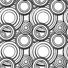 Wallpaper Pattern,Vector,Bubble,Silhouette,Black Color,Striped,Ilustration,Drop,Spotted,Line Art,Simplicity,Computer Graphic,No People,Pattern,Black And White,Outline,Backdrop,Backgrounds,Illustrations And Vector Art,Decoration,Circle,Modern,Shape,Composition,Geometric Shape,Seamless,Abstract,Contour Drawing