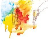 Running,Color Image,Jogging,Shoelace,Backgrounds,Shoe,Love,Boot,Vector,Single Line,Athlete,Sport,Youth Culture,Human Foot,Pair,Clothing,Sports Race,Modern,Summer,Spotted,Speed,Casual Clothing,Sports Shoe,Fashionable,Contour Drawing,Detective,Ilustration,Watercolor Painting,Style,Fashion,Healthy Lifestyle,Design,Painted Image,Motion,Adolescence