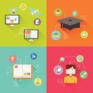 Webinar,Learning,e-learning,Computer,Book,elearning,Technology,Education,Teaching,University,Student,editable,Ilustration,Expertise,Textbook,Adult Student,Vector,E-reader,Intelligence,Science,People,Library,Internet