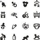 Toy Rattle,Baby Goods,Baby,Computer Icon,Symbol,Icon Set,Infant Bodysuit,Crying,Vector,Heart Shape,Baby Boys,Teddy Bear,Mobile Sculpture,Silhouette,Black And White,Diaper Pin,Collection,creep,Isolated On White,Urine,Bib,Baby Bottle,Toy,Tell Us,Reflection,Design Element,Tricycle,Digitally Generated Image,Clip Art,12-18 Months,Baby Carriage,Computer Graphic,White Background,Baby Cup,Diaper,Newborn,Crib,Babies Only,Baby Stroller,0-6 Months,Baby Clothing,Baby Girls,Pacifier,6-12 Months