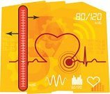 Blood Pressure Gauge,Heart Shape,Gear,Taking Pulse,Human Heart,Cardiac Conduction System,Stability,Medicine And Science,Biological Process,Clip Art,Cardiologist,Healthy Lifestyle,Medical Record,healthy heart,Radio Wave,Vector,Doctor,Wave Pattern,Ilustration,Examining,Illustrations And Vector Art,Pulse Trace,Pulsating,Symbol,Healthcare And Medicine,Vitality,Chart