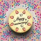 Anniversary,Celebration,Event,Confetti,Birthday,Ilustration,Strawberry,Ice Cream,Vector,Decoration,Pattern,Gourmet,Baked,Pastry,Cacao Fruit,Greeting,Love,Cake,Sweet Food,Food,Tablecloth