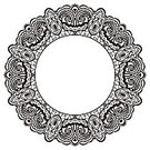 Circle,Floral Pattern,Abstract,Flower,Vector,Lace - Textile,Frame,Curve,Decoration,Geometric Shape,Star Shape,Glowing,Elegance,Indian Culture,East,Black Color,Old-fashioned,Fashion,Community,Beauty,Napkin,Isolated,Retro Revival,Picture Frame,Striped,Beautiful,Doodle,Design,Ornate,Clean,Pattern,Asian Ethnicity,Symmetry,filigree,Style,Silhouette,Design Element,Ilustration,Arabic Style,Frame,Drawing - Activity,Wallpaper Pattern,Computer Graphic,White,Backgrounds,Mandala,Waiting In Line,Pencil Drawing,Asian and Indian Ethnicities,Asia,Arabesque Position,Art,Painted Image,Drawing - Art Product