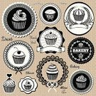 Cake,Loaf of Bread,Pattern,Business,Design,Label,Vector,Part Of,New Business,Set,Presentation,Internet,Identity,Computer Graphic,yummy,Retro Revival,Backgrounds,Ribbon,Lunch,Old-fashioned,Cup,Coffee - Drink,Symbol,spica,Decoration,Bakery,Collection,Corporate Business,Greeting Card,Black Color,1940-1980 Retro-Styled Imagery,Design Element,Plan,template,Banner,Sign,Menu,Laurel Wreath,Crown,Bread,Pastry,Cereal Plant,Spiked,Insignia,Lace - Textile,Desert,Sweet Food