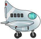 Wing,Air Vehicle,Airplane,Fuselage,Tail Fin,Ilustration,Wheel,Cockpit,Private Airplane,Commercial Airplane,Male,Child,Little Boys,Pilot,Piloting,Landing Gear,Taxi,Cartoon