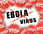 Ebola,Stop,Virus,Vector,Fever,Red,Road Sign,Symbol,Sign,White,Epidemic,Ideas,Problems,No,Protection,Design,Concepts,Ilustration,Backgrounds