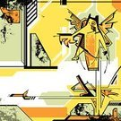 Futuristic,City Life,Modern,constructivist,Urban Scene,Vector,vanguard,Technology,Backgrounds,Art,Computer Graphic,Abstract,Innovation,Shape,Grunge,Complexity,Painted Image,Horror,Monster,Awe,Dreamlike,Design,Creativity,Animal,forefront,Progress,Power,Engine,Jet Engine,Rust,Imagination,Rusty,Ilustration,evoking,Textured Effect,Concepts And Ideas,Creative Juices,Strength,Arts And Entertainment,Textured,Artificial Wing,Wing,Arts Abstract,pictorial,Aggression,Modern Life