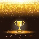 Rain,Gold Colored,Bright,Backgrounds,Gold,Firework Display,Shiny,Sparks,Light - Natural Phenomenon,Space,Abstract,Winning,Sport,Incentive,Black Color,Falling,Award,Trophy,Medalist,Leisure Games,Glowing,Cup,Victory,Wineglass,Vector,Success