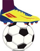 Activity,Boot,Sport,Soccer,Exercising,Illustration,No People,Vector