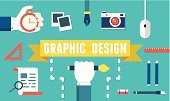Creativity,Design Professional,Desk,Infographic,Computer Graphic,Measuring,Single Object,Business,Backgrounds,Small Business,Vector,Equipment,task