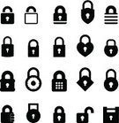 Padlock,Security System,Sign,Lever Locks,Combination Lock,Password,Vector,Keyhole,Order,Equipment,Warded Lock,Gate,Symbol,Abstract,Ilustration,Collection,Shape,Forbidden,Internet,Computer Graphic,Pin-tumbler Lock,Unlocking