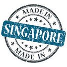 Singapore,Star Shape,Clip Art,Ilustration,Rubber Stamp,Color Image