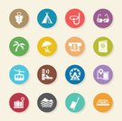 Ferris Wheel,Computer Icon,Symbol,Wave,Icon Set,Currency,Sea,Summer,Airplane,Cultures,web icon,Dollar Sign,Airport,Sunglasses,isolated objects,Passport,Tourism,Beach Umbrella,Vacations,Business Travel,Luggage,Colors,Travel Locations,Travel Icons,Tent,White,Interface Icons,Design Element,Mountain,Eps10,People Traveling,Travel,Weight Scale,Map,Overhead Cable Car,Swimwear,Camping,Diving Equipment,ATM,Suitcase,Currency Symbol,Color Image,Beach Bed,Travel Destinations,Cable Car,Taxi,Scuba Diving,Holiday,Ilustration,Circle,Vector,Clip Art,Palm Tree