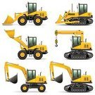 Symbol,Construction Industry,Earth Mover,Computer Icon,Crane - Construction Machinery,Shipping,Icon Set,Vehicle Scoop,Mining,Loading,Machinery,Tractor,Shovel,Toy,Industry,Truck,Bulldozer,Forklift,Freight Transportation,Business,Yellow,Tower,Car,Delivering,Caterpillar Track,Working,Hoisting,Building - Activity,Quarry,Transportation,Rake,tipper,Traffic,Picking Up,Cargo Container,Creeper Plant,Moving Up,Hook,Vector