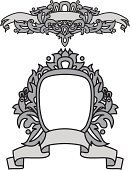 Banner,Leaf,Placard,Art,Scroll Shape,Style,Label,Fashion,Ornate,Shape,Picture Frame,Flower,Silhouette,Outline,Ilustration,Vector,Computer Graphic,Frame,Swirl,Composition,Decor,Decoration,Spiral,Luxury,Abstract,Classical Style,Design,Single Line,Design Element,Backgrounds,Curve,Elegance,Retro Revival,Old-fashioned,Image