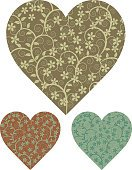 Heart Shape,Symbol,Love,Growth,Affectionate,Formal Garden,Green Color,Environment,Botany,Valentine's Day - Holiday,Cultivated,Allegory Painting,Nature,Pollution,Plants,Illustrations And Vector Art,Front or Back Yard,Plant,Flower