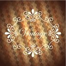 Backdrop,Style,Design Element,Ilustration,Vector,Decoration,Ornate,Image,Retro Revival,Repetition,Multi Colored,Creativity,Geometric Shape,Design,Symbol,Backgrounds,Grid,Simplicity,Brown,Wallpaper Pattern,Wallpaper,Pattern,Colors,Diamond Shaped,Abstract,Old-fashioned