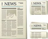 Newspaper,Vector,Ilustration,Typescript,Article,Finance,Routine,Document,Newspaper Headline,Modern,Symbol,Publication,Advertisement,Backgrounds,Broadsheet,Business