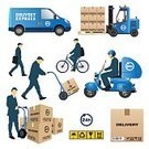 Package,Portability,Speed,Control,Container,Mode of Transport,Choice,Box - Container,Carton,Business,Industry,Transportation,Cargo Container,Pallet,Commercial Land Vehicle,Loading,Car,Blue,Cardboard,Package,Packing,Messenger,Crate,Packaging,Sending,Delivering,Illustration,Freight Transportation,Shipping,Vector,Mail,Mini Van,Service,Send,Truck,Continent,Global,Mobility,Free of Charge,Service,Business Finance and Industry