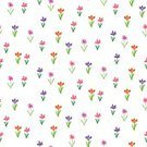 Crocus,ditsy,Vector,Small,Snowdrop,Leaf,Tulip,Pattern,Backgrounds,Decor,Computer Graphic,Rustic,Organic,early spring,Grass,Elegance,Abstract,Sparse