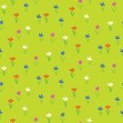 Grass,Abstract,Elegance,Decor,early spring,Computer Graphic,Red,Organic,Rustic,Sparse,Backgrounds,Pattern,Tulip,Leaf,Crocus,Snowdrop,Vector,ditsy,Small,Blue