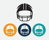 Football,Work Helmet,Care,Sport,Striped,Star Shape,Protection,Goal,Decoration,USA,Vector,Competition,Athlete,Equipment,Playing,Recreational Pursuit,Championship,Sports League,Winning,Ilustration,Exercising
