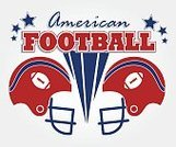 Football,Winning,Confrontation,Competition,Sports League,Exercising,Ilustration,Recreational Pursuit,Goal,Decoration,Vector,Championship,Care,USA,Athlete,Equipment,Playing,Work Helmet,Star Shape,Protection,Sport